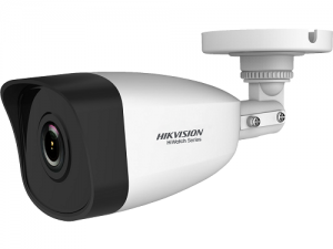 מצלמת IP מיני צינור 2MP/1080p. H.265+. IP67. DWDR. Metal Bullet