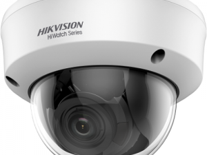 מצלמת Turbo כיפה 4MP. IP66. IK10. DWDR. EXIR Metal Dome